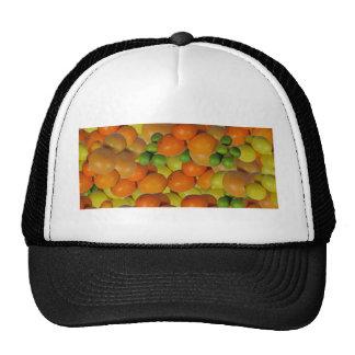 fresh fruit hats