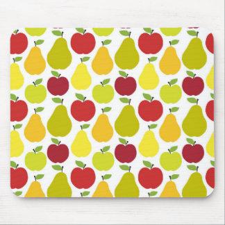 Fresh fruit mousepad