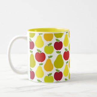 Fresh fruit mug