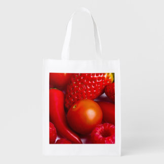 Fresh Fruit Reusable Bag
