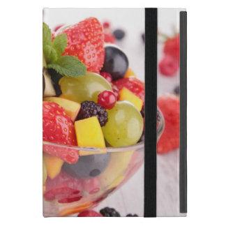 Fresh fruit salad iPad mini case