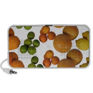 fresh fruit speaker system