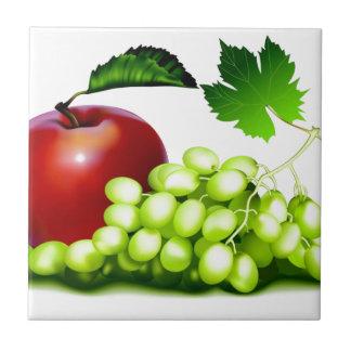 Fresh Fruit Tile