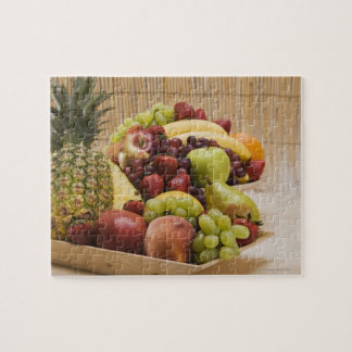 Fresh fruits jigsaw puzzle