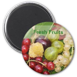 fresh fruits Magnet