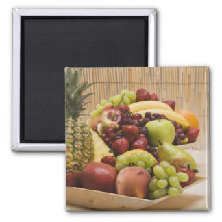 Fresh fruits magnet