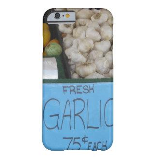 Fresh Garlic iPhone 6 case