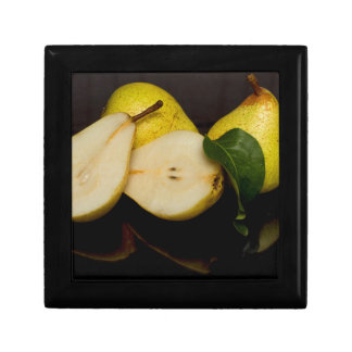 Fresh Green Pears Fruit Gift Box