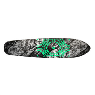 Fresh Green Skateboard 2