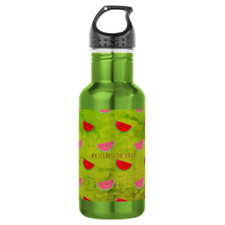 Fresh Green Watermelon Smoothie Water Bottle 532 Ml Water Bottle