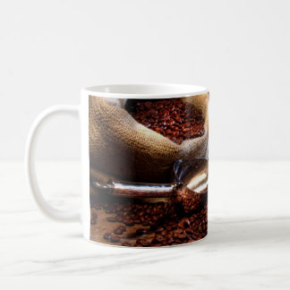 Fresh Ground Coffee Coffee Mug