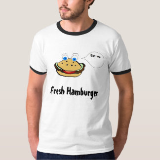 Fresh Hamburger T-Shirt
