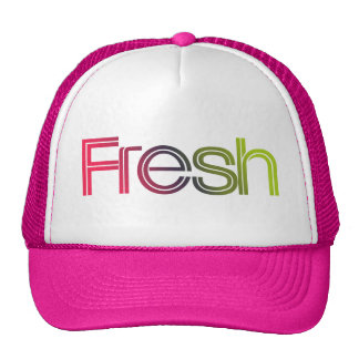 Fresh Mesh Hat