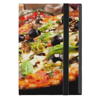 Fresh Italian pizza Cover For iPad Mini