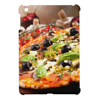 Fresh Italian pizza iPad Mini Cover