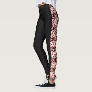 """Fresh Legs"" Side Pattern Leggings 6"
