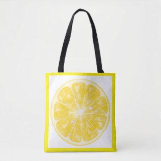 Fresh Lemon Tote Bag