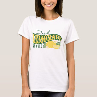 Fresh Lemonade Sign Tees