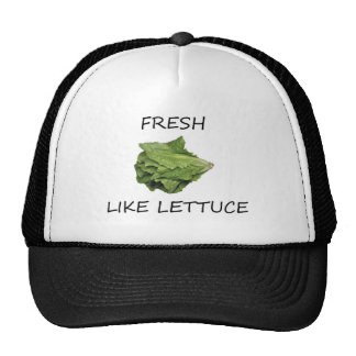 Fresh Like Lettuce- Hat