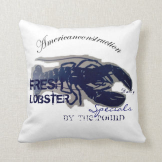 Fresh Lobster Cushion