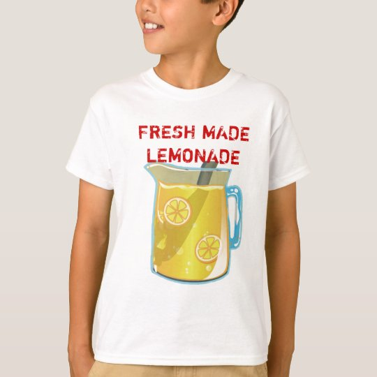 FRESH MADE LEMONADE T-shirt