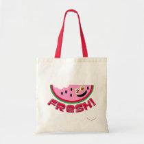 Fresh Melon Tote Bag