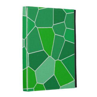 Fresh modern organic pattern Caseable iPad Folio iPad Folio Case
