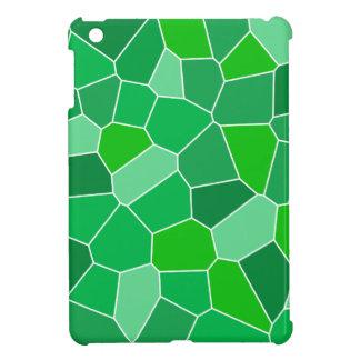 Fresh modern organic pattern cover for the iPad mini