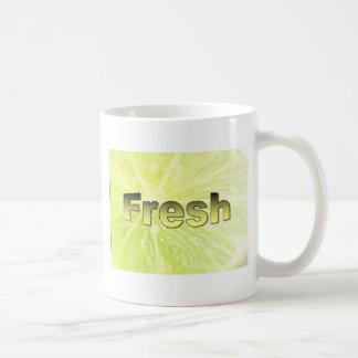 fresh mugs