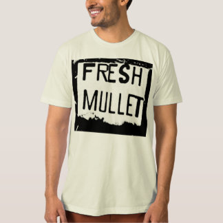 FRESH MULLET Logo T-Shirt