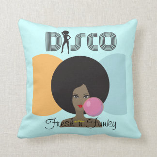 Fresh n Funky Disco pillow