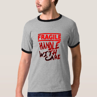 fresh new fragile tee shirt