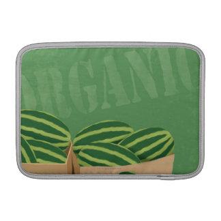 Fresh Organic Melons MacBook Sleeve