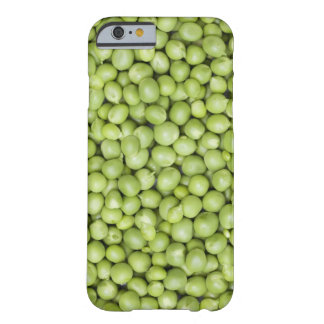 Fresh organic peas 2 barely there iPhone 6 case