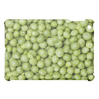Fresh organic peas 2 iPad mini cover