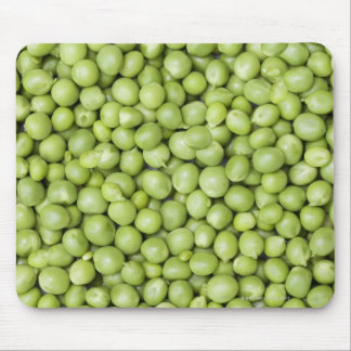 Fresh organic peas 2 mouse mat
