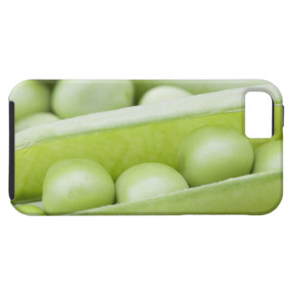 Fresh organic peas iPhone 5 covers