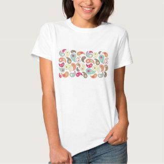 Fresh paisley T-shirt