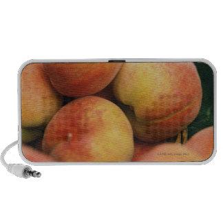 Fresh peaches speaker