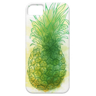 Fresh pineapple iPhone 5 case