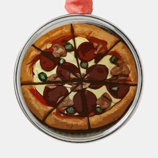 Fresh Pizza Pizzeria Ornament
