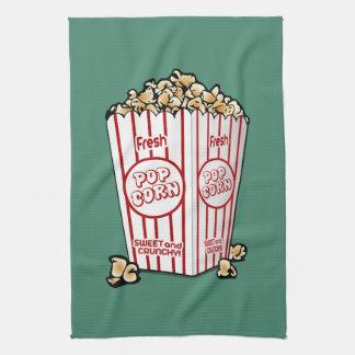 Fresh Popcorn Tea Towel