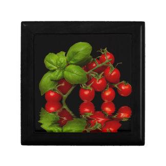 Fresh Red Cherry Tomatoes Gift Box