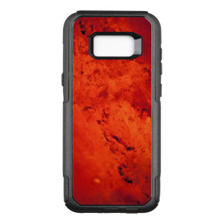 Fresh Red Hot Lava OtterBox Commuter Samsung Galaxy S8+ Case