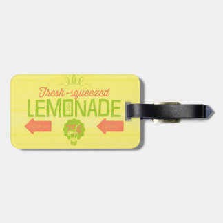 Fresh Squeezed Lemonade Tags For Bags