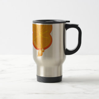 Fresh Squeezed Stainless Steel Travel Mug