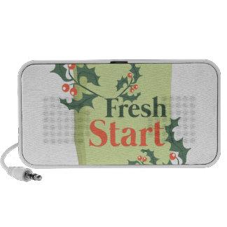 Fresh Start iPod Speaker