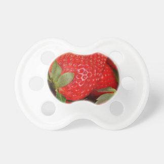 Fresh strawberries dummy