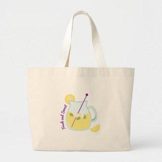Fresh & Sweet Canvas Bags