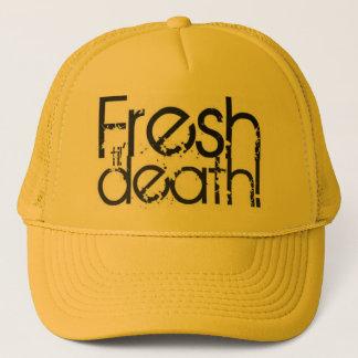 fresh til death trucker hat